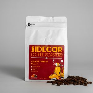 Sidecar Coffee - Almost French Roast